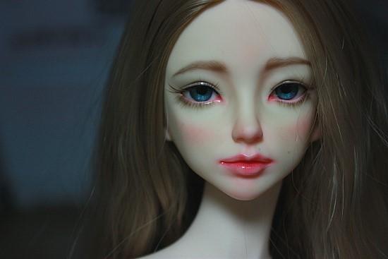 sad doll barbie