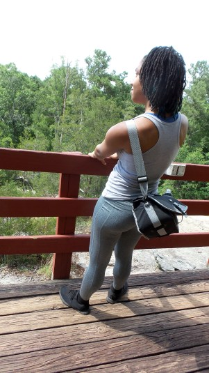 alexis chateau jamaican dreadlocks hiking trail