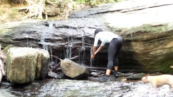 alexis chateau hiking