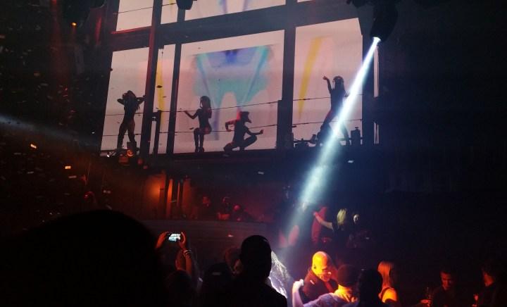 Alexis Travels to Las Vegas PT 1: The Sin City Night Scene