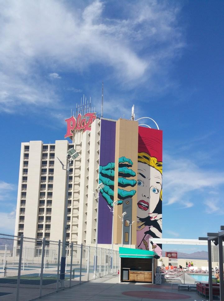 Alexis Travels to Las Vegas PT 2: The Vegas Gang