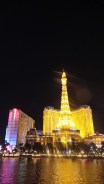 The Las Vegas Eiffel Tower