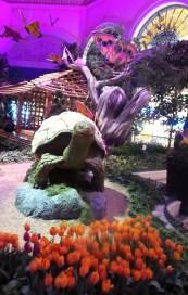 Turtle Bellagio Japanese Gardens