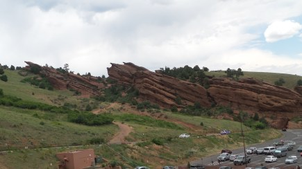 18 Red Rocks Colorado