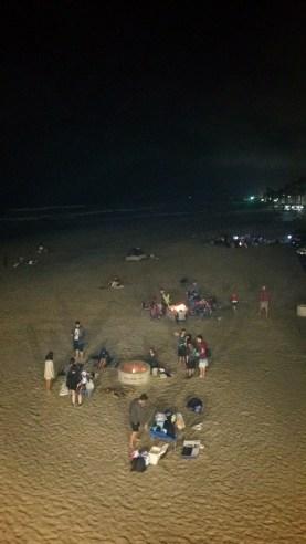 3 Oceanside San Diego at Night