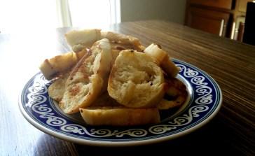 1 Homemade Croutons Food