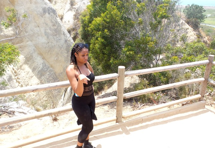 Alexis in California PT 4: Hiking at Annies Canyon