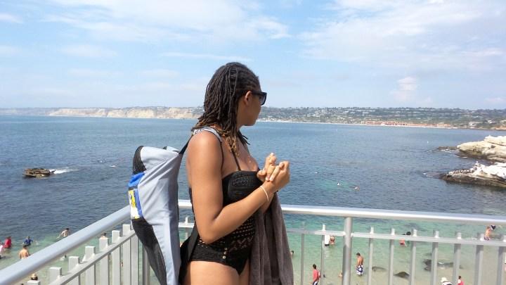 Alexis in California PT 5: Snorkeling at La Jolla