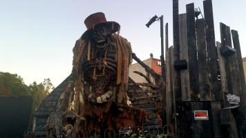 1 Netherworld Atlanta Talking Skeleton