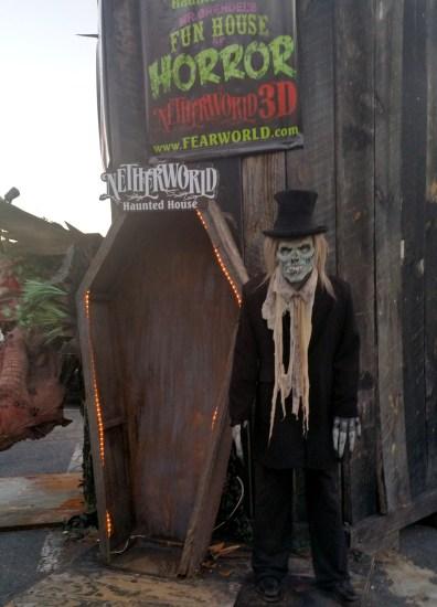 7 Netherworld Funhouse Fearworld