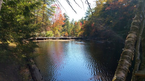 16 Wildcat Falls New England Fall Hikes
