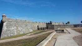 9 Castillo de San Marcos Spanish Fort