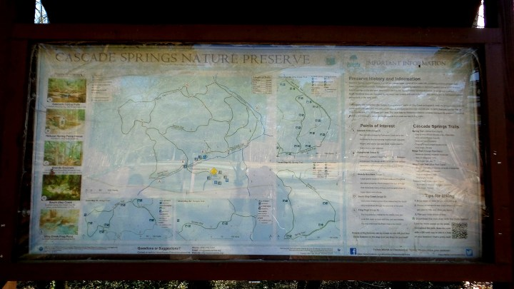 2 Trail Map at Cascade Springs Nature Preserve.jpg
