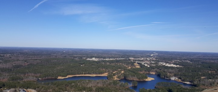 39 View from the Top of Stone Mountain Georgia.jpg