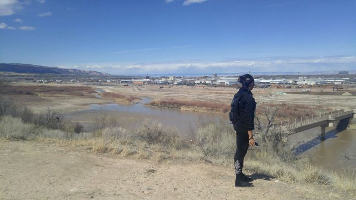 Day 1 in Colorado: Hiking Eagle Rim Park