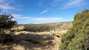 15 Thompson Viewing Area Utah Desert