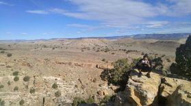 17.5 Alexis Chateau Photographer Thompson Viewing Area Utah