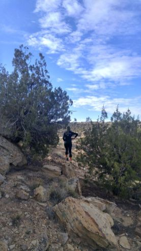 18.5 Alexis Chateau Hiking Thompson Viewing Area Utah