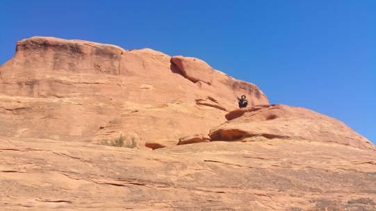 34.5 Arches National Park Utah Tristan Obryan Detour