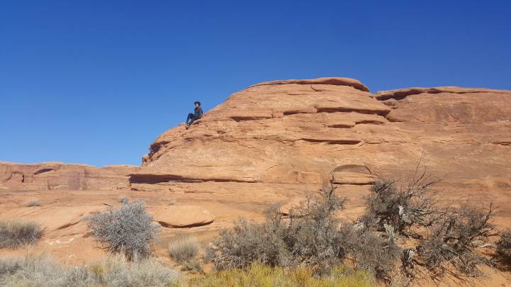 35 Arches National Park Utah Tristan OBryan Rock Climb