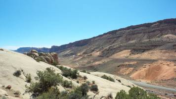 5 Winding Mountain Roads Arches National Park