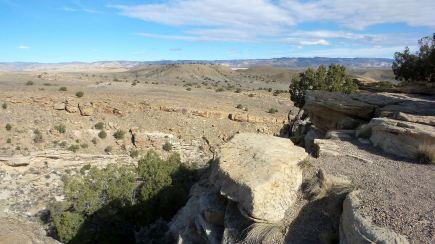 6 Rocky Precipice Thompson Viewing Area Utah