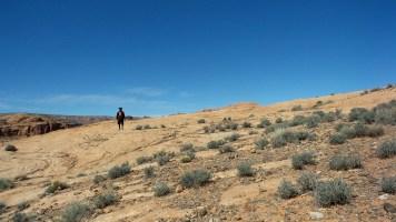 14 Corona Arches Hiking Trail Utah Tristan O'Bryan
