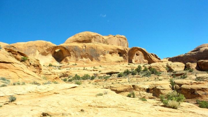 25 Corona Arches Hiking Trail Utah