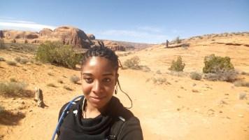 39 Corona Arches Hiking Trail Utah