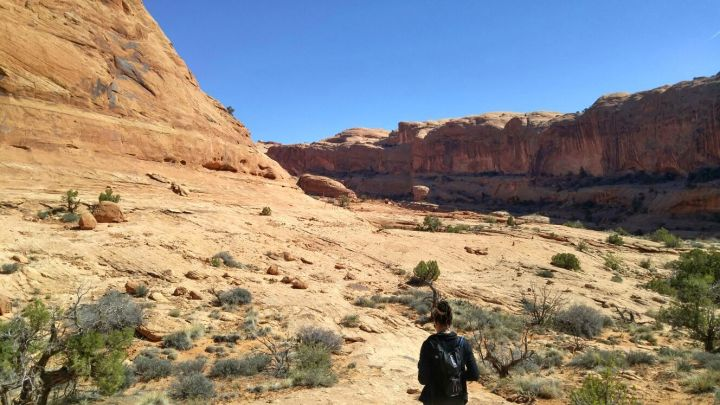 52 Alexis Chateau Corona Arches Hiking Trail Utah