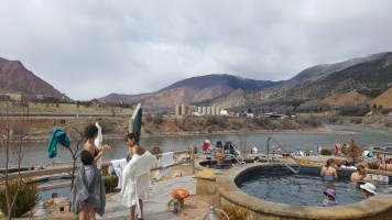 6 Iron Mountain Hot Springs Colorado River