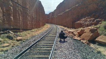 7.4 Alexis Chateau Corona Arches Hiking Trail Utah