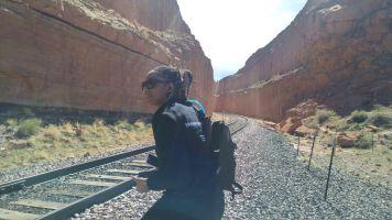 7.7 Alexis Chateau Corona Arches Hiking Trail Utah