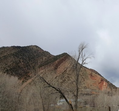 8 Road to Iron Mountain Hot Springs Colorado
