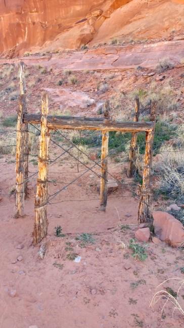 8.5 Gate to Corona Arches Hiking Trail Utah.jpg