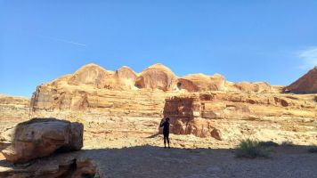 8.9 Alexis Chateau Corona Arches Hiking Trail Utah