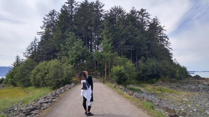 Exploring Alaska: The Arboretum & the Catholic Shrine