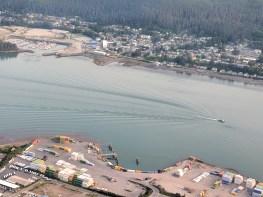 04 Juneau Alaska from Mount Roberts Tramway