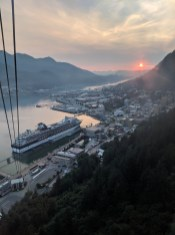 09 Juneau Alaska from Mount Roberts Tramway