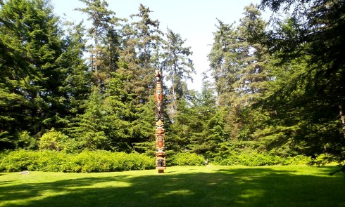 11 Sitka National Historical Park Totem Poles