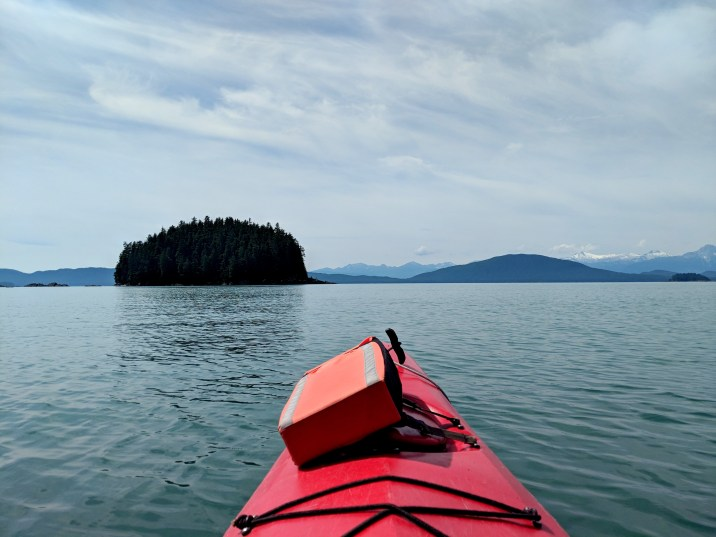 13 Sea Kayaking at Kayaker's Beach Juneay Alaska