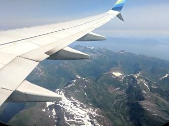 19 Flying Over Sitka Alaska