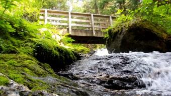 24 West Glacier Trail Juneau Alaska Bridge River