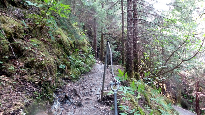 28 West Glacier Trail Juneau Alaska Hiking Rails.jpg