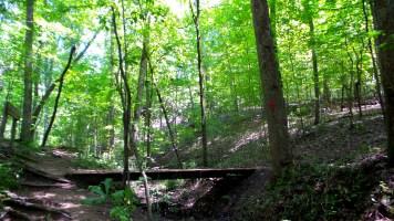 16 High Falls State Park Falls Trail Bridge
