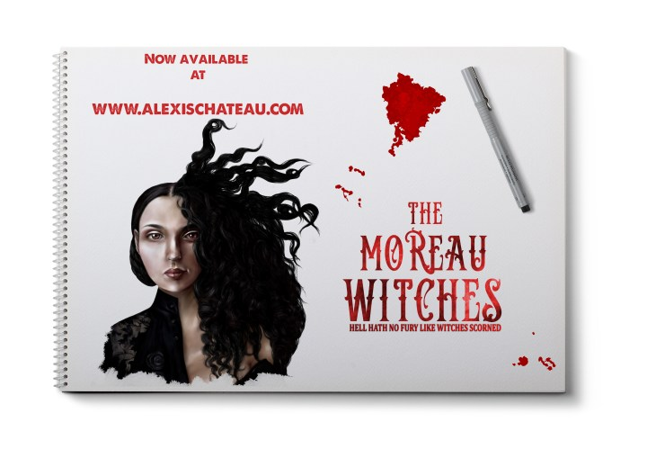 The Moreau Witches Available at AlexisChateauWebsite