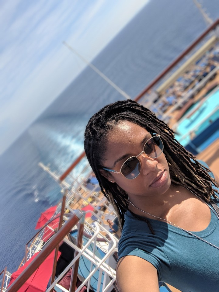 Carnival Magic Days 1 & 2: Atlanta to Miami to Day at Sea