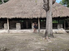 Alexis Chateau Mayan Ruins Mexico 7