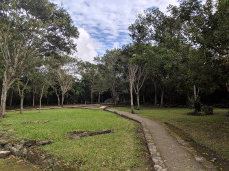 Alexis Chateau Mayan Ruins Mexico 8