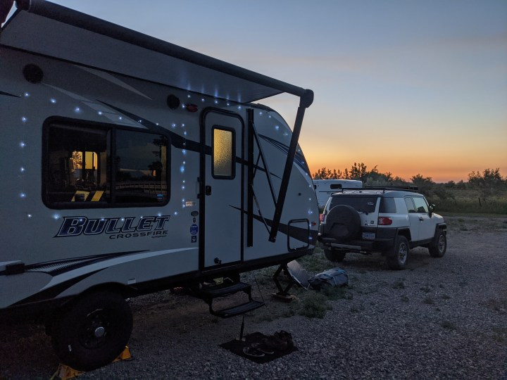 RV Travel | How To Conserve Water When Off-Grid and During Droughts